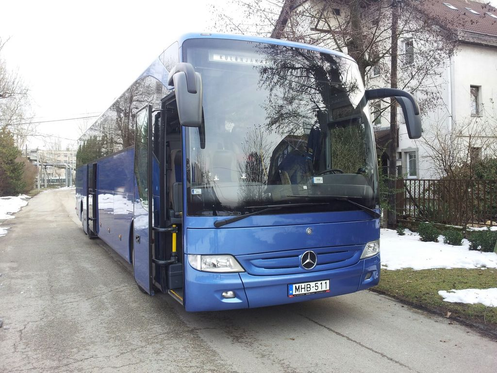 MERCEDES-BENZ Tourismo 17 RHD turistički autobus