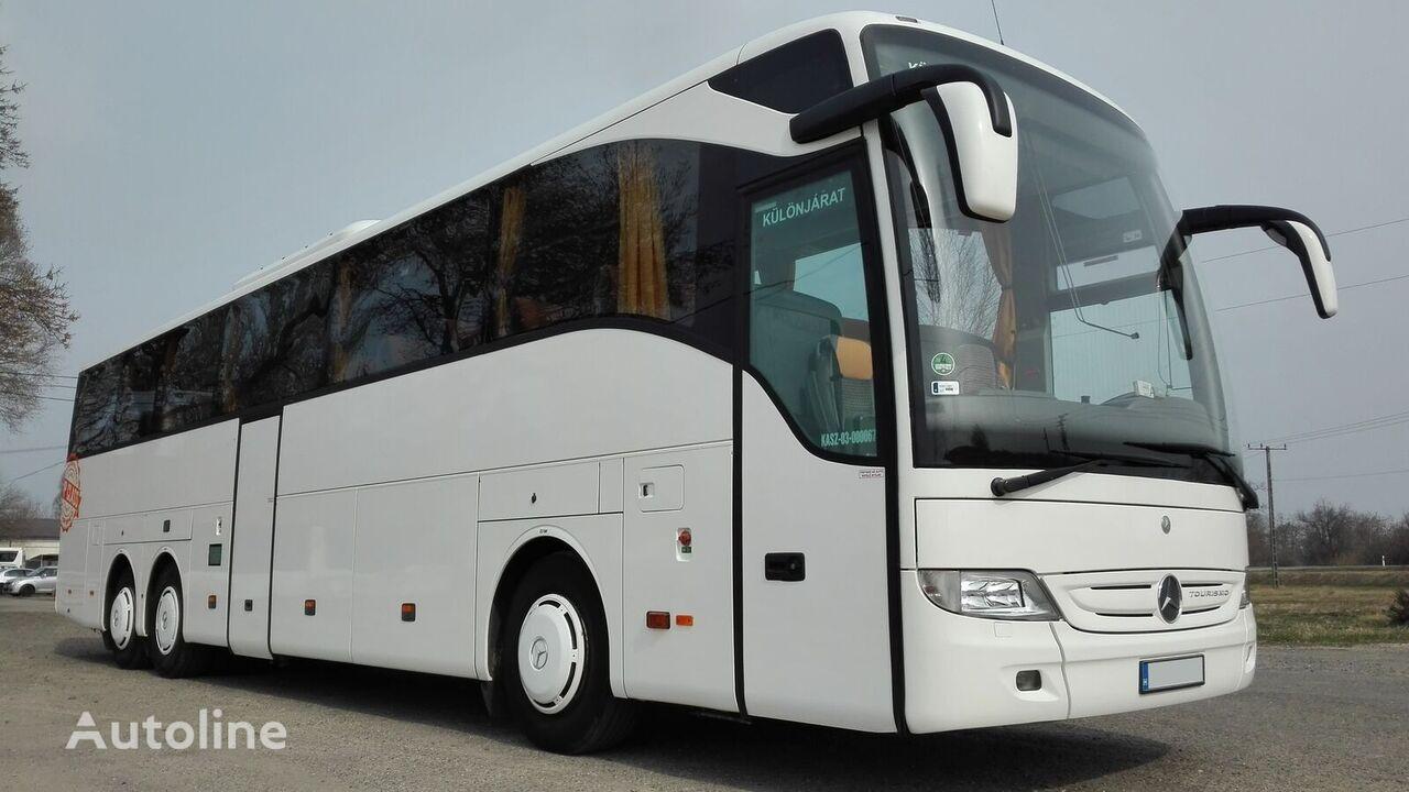 MERCEDES-BENZ Tourismo RHD Euro5 53+2 13 meter turistički autobus