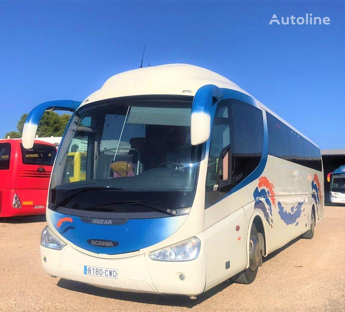 SCANIA K124 - IRIZAR PB + 420 CV + 477.790 KM REALES turistički autobus