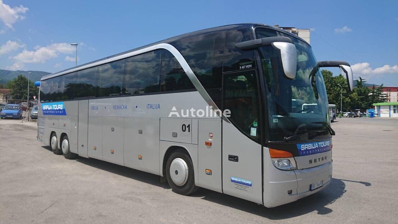 SETRA S 417 HDH turistički autobus